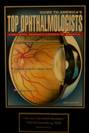 Top Ophthalmologists Award