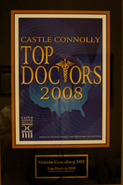 Top Doctors 2008 Award