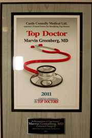 Top Doctor Award 2011