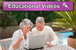 Watch Dr. Greenberg's educational video library